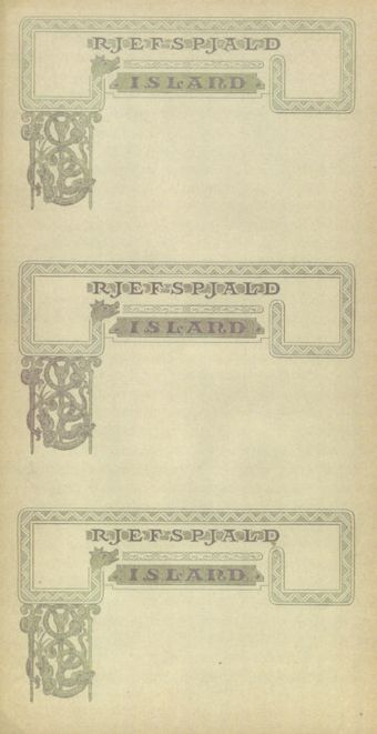 Ganzsachen - Halbfertige Karte